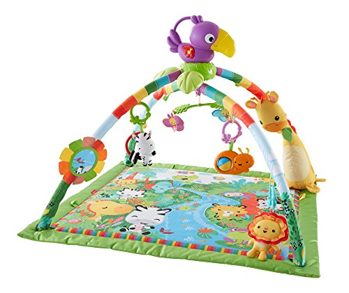 Tapis de la jungle de Fisher price