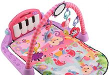 Tapis Piano Rose de Fisher Price