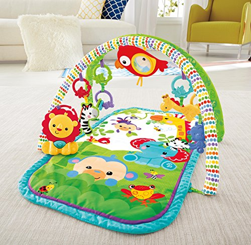Tapis Amis de la Jungle