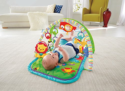 Tapis Amis de la Jungle de Fisher Price
