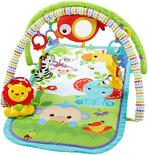 Tapis d'éveil Amis de la Jungle de Fisher Price