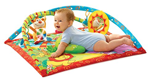 Tapis de jeux Gymini Monkey Tiny Love