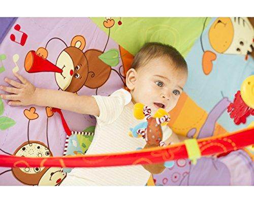 Bébé sur tapis Move and Play