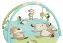 Tapis d'éveil Koala Rouliboules